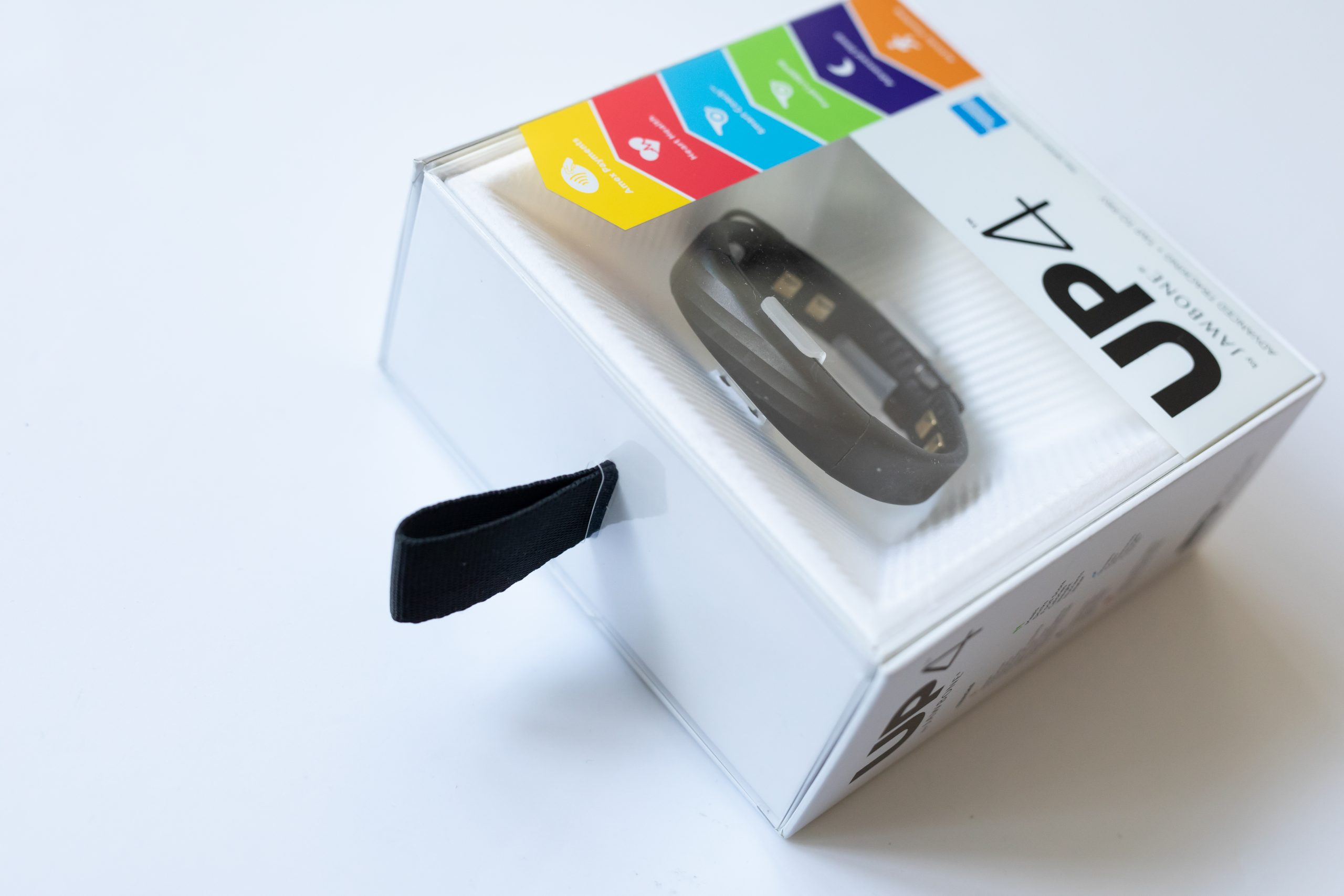 Jawbone UP4智慧運動手環