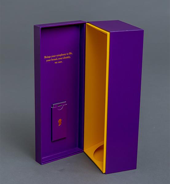 舞台江湖/合——紫气东来 展开盒