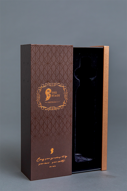 The Stage: A Premium Wine Design Collection—The Sword